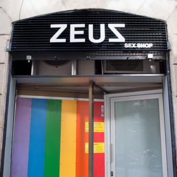 Sex shop gay Barcelona