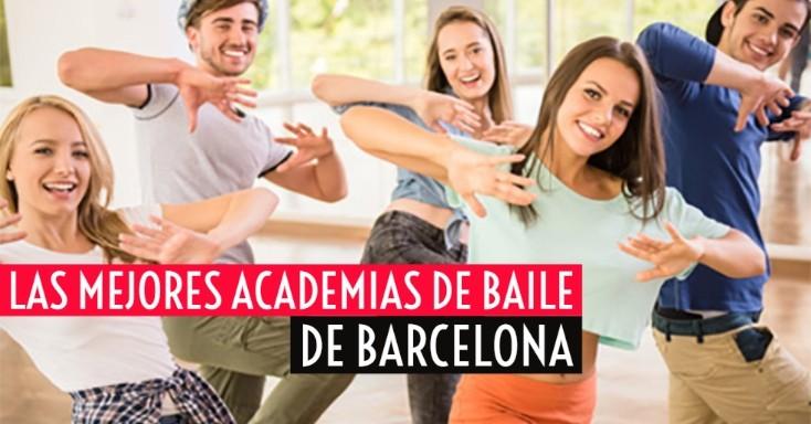 Mejores academias baile Barcelona