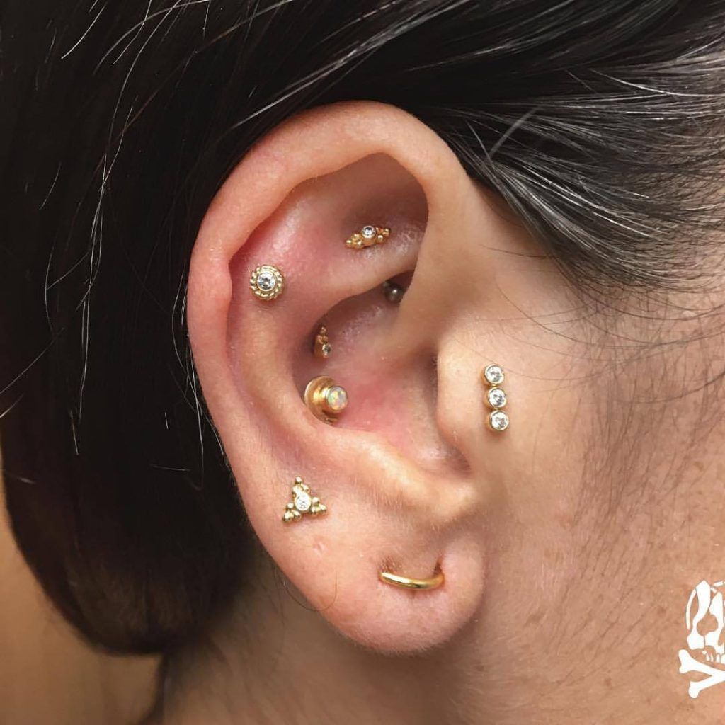 tattoo piercing Barcelona