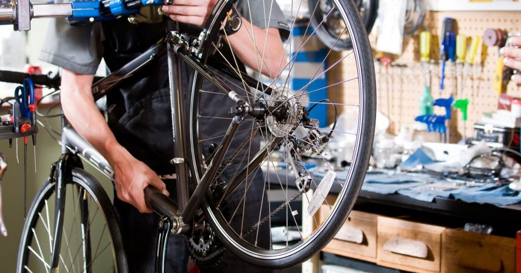 taller arreglar bicis bcn centro