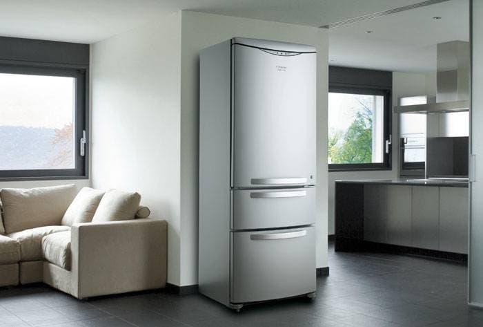 tipos de frigoríficos