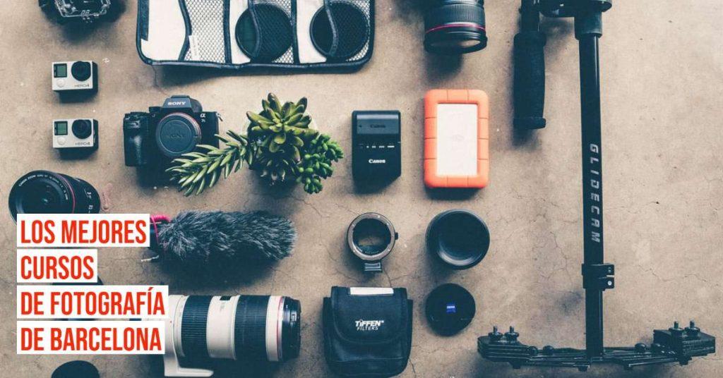 Mejores cursos de fotografía Barcelona