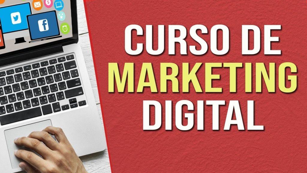 curso intensivo de marketing digital en Barcelona